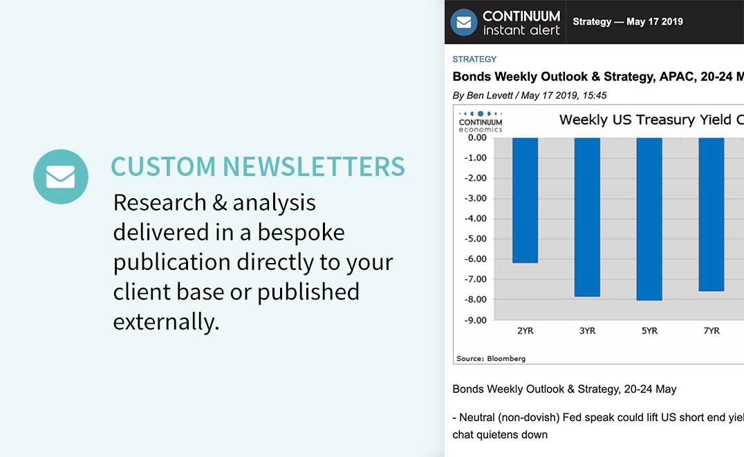 Custom Newsletters